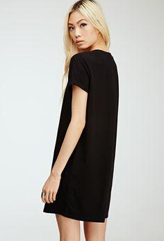 Classic T-Shirt Dress   Forever 21 - 2000055677