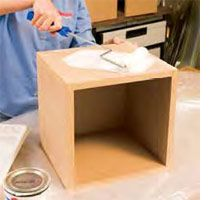 Home-Dzine - How to make a cube or box