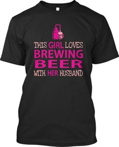 Limited Edition - Brewing Beer with Husband | TEEPOSH