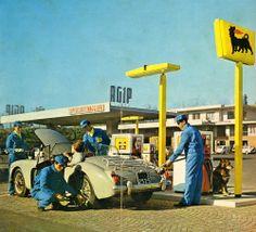 Agip, 1963.