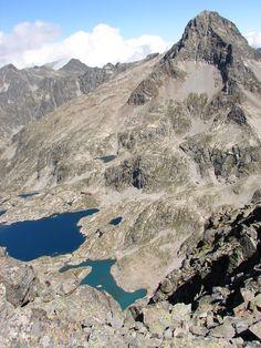 Palas & lakes of Arrèmoulit - Vallée d'Ossau