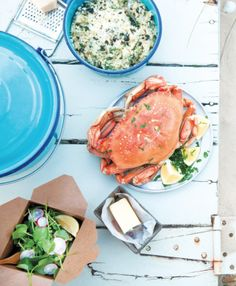 :: fish & shellfish :: Of the Sea: Winter Seasonal Menu | Edible Feast via Edible San Luis Obispo  #ediblekitchen