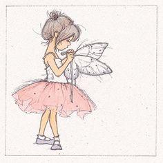 Annabel Spenceley - Ballet Girl 3
