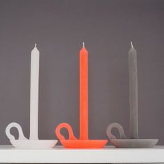 Tallow candles