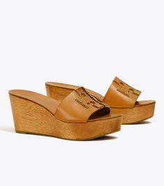 28514eea29b Visit Tory Burch to shop for Ines Wedge Slide and more Womens View All. Find
