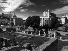 Forum Romanum Italy Street