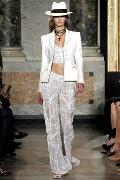 See the complete Emilio Pucci Spring 2012 Ready-to-Wear collection.