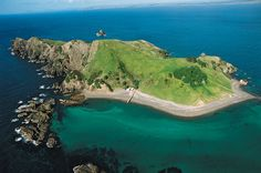 New Zealand Island for sale. 92+ acres