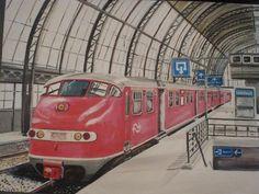 Diesel 3 at Amsterdam