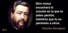 Sana doctrina Christian Life, Christian Quotes, Sola Scriptura, Tips To Be Happy, Charles Spurgeon, Believe In God, My Lord, Quotes About God, Holy Spirit