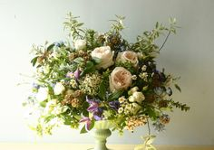 Interview with florist Sabine Darrall of G Lily | Flowerona