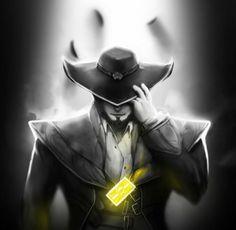Wallpapers en negro HD de League Of Legends - Taringa!