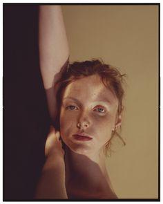 Photographer: Daniel Lundkvist Model: Asta at Nisch Management Makeup: Linnéa Hellbom Hair: Milla Paananen