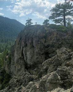 Eagle Rock, Lake Tahoe