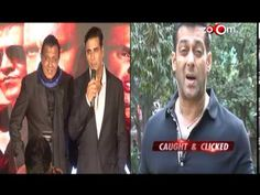 Mithun Chakraborty: Salman and Akshay loves me alot