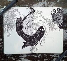 Yin and Yang Avatar the last Airbender