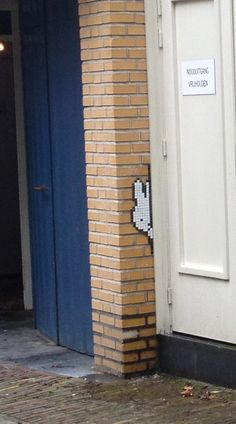 Nijntje pluis | miffy | jeruzalemstraat utrecht | netherlands