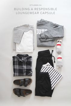 Responsible Loungewear Capsule – Part 1
