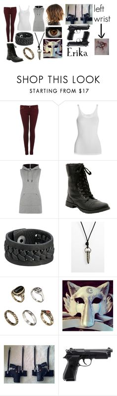 """Creepypasta Proxy (Oc)"" by ironically-a-strider21 ❤ liked on Polyvore featuring James Perse, T By Alexander Wang, Frye, Tateossian, ASOS, women's clothing, women, female, woman and misses"