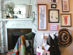 Craft Lake City Artist Profile: Natalie Allsup-Edwards, The Hand Drawn Photobooth