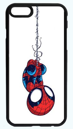 Marvel Baby Spiderman Phone Case Cover For Iphone X 8 7 6S 6 Plus 6 5C 5S 5 4S