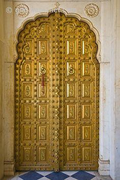 Jaipur golden doors