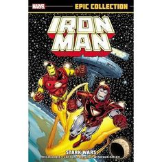 Time for the Armored Avenger to start avenging! Tony Stark is back in the groove as Iron Man, from outer space to the ocean depths. But t...