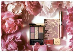 Flower Crush, el maquillaje de primavera de Yves Saint Laurent