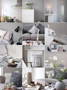 Instagram Feed Tips, Instagram Accounts To Follow, Instagram Design, Interior Inspiration, Design Inspiration, Minimalist Interior, Calming Colors, Scandinavian Interior, Layout