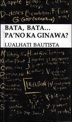 Bata Bata… Pa'no Ka Ginawa? by Lualhati Bautista elaborated on the issues in feminism and women empowerment. Tagalog Words, Books To Read, My Books, Philippines Culture, Oppression, Reading Lists, Audio Books, Kindle, How To Become