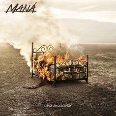 Carátula Frontal de Mana - Cama Incendiada (Deluxe Edition)