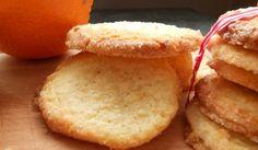 Оригинални френски портокалови #бисквити #Сабле http://recepti.gotvach.bg/r-63683