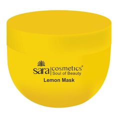 This mask rich with lemon and Vitamin-C, when applied to skin brings a youthful appearance by fading acne blemishes and reducing the excess oil. Suitable for oily skin.