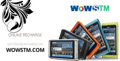 Life is so hectic so don't bother yourself to go outside from your home or office to recharge your mobile, dth, datacard etc. Go online & recharge your mobile at wowstm.com. #onlinerecharge, #phonerecharge, #mobileonlinerecharge, #easyrecharge, #rechargeonline