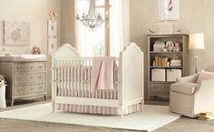 Babyzimmer mit Vintage-Flair