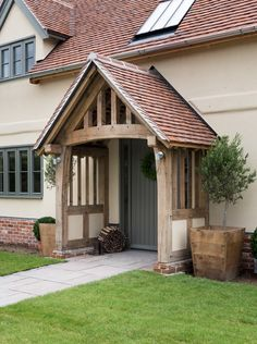 Pearmain - Border Oak - oak framed houses, oak framed garages and structures.