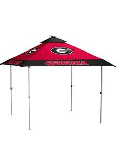 Georgia Bulldogs Uga Pop Up Canopy Tent Tailgate Tent