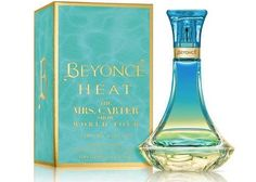 #Beyonce's Heat perfume No. 1 best-selling celebrity fragrance
