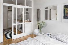 Small apartment