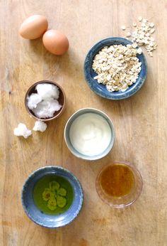 Recipes for Homemade, All Natural Facials