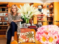 Tory Burch may well be the next Calvin, Donna or Ralph. In less than a decade, Burch has built a global fashion empire. From her ubiquitous Reva ballet f...