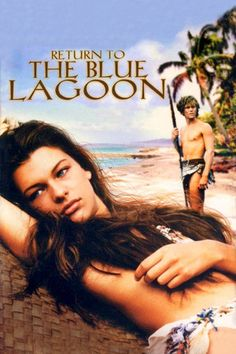 Regreso al lago azul (Return to the Blue Lagoon) (1991)