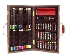 106-Piece Sketch Set For The Artist in Your Life – Danielle's Treasure Chest