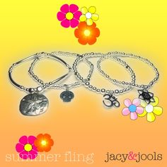 Our new Summer Fling Collection  SHOP NOW at http://www.jacyandjools.co.uk/product-category/summerfling/  ‪#‎summer‬ ‪#‎summerfling‬ ‪#‎cheshire‬ ‪#‎altrincham‬ ‪#‎online‬ ‪#‎wiwt‬ ‪#‎jotd‬ ‪#‎ootd‬ ‪#‎instastyle‬ ‪#‎instafashion‬ ‪#‎fashiongram‬ ‪#‎lookbook‬ ‪#‎fashionista‬ ‪#‎fbloggers‬ ‪#‎fashionbloggers‬ ‪#‎follow‬ ‪#‎jewellery‬ ‪#‎sterlingsilver‬ ‪#‎silver‬ ‪#‎charm‬ ‪#‎stackable‬ ‪#‎jacyandjools‬