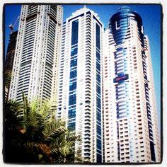 Marriott Hotel, mina seyahi, Dubai Marriott Hotels, Skyscraper, Dubai, Travel Destinations, Multi Story Building, Photography, Skyscrapers, Photography Business, Photoshoot
