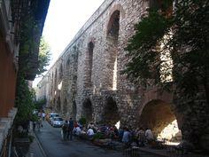 Valens aqueduct, Istanbul, Turkey   Flickr - Photo Sharing!