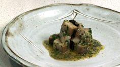 Slow Pan-Roasted Abalone recipe