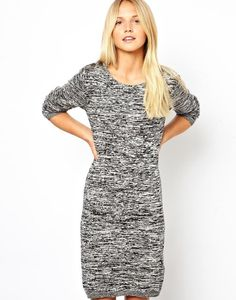 An easy knit dress