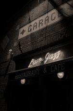 GARAGE LIVE JAZZ