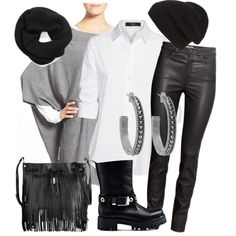 Untitled #17 by inger-lise on Polyvore featuring polyvore, fashion, style, Steffen Schraut, Splendid, H&M, Love Moschino, Karen Millen, House of Harlow 1960, UGG Australia and Phase 3